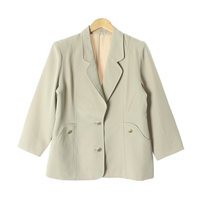 BROOKS BROTHERS1/2TOP( UNISEX - L )