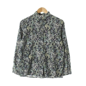 OUTDOOR1/2TOP( UNISEX - L )