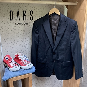 DAKS_WOOL100% JACKET BEST ITEM( UNISEX )